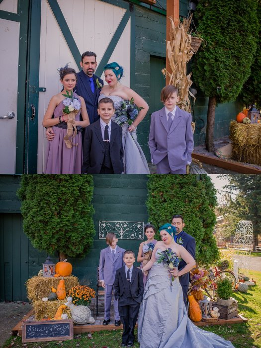Stephanie Walls Photography 0367 525x700 Solstice Barn at Holly Farms Elopement of Ashley and Jordan