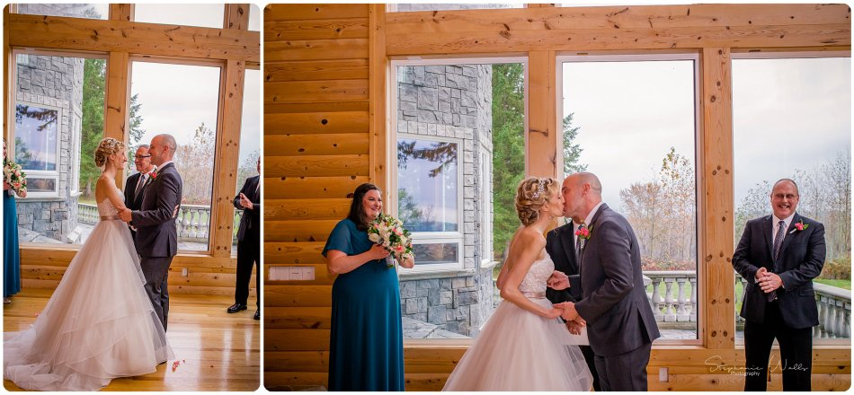 Stephanie Walls Photography 0458 950x440 A fairytale at Gray Stone Castle of Angela and Cris