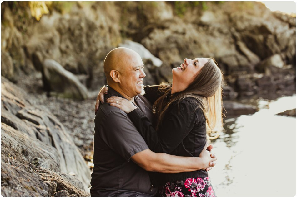 Stephanie Walls Photography 1128 950x636 Washington Park Anacortes Engagement with Richie and Kelsey