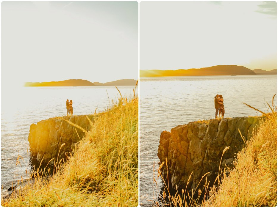 Stephanie Walls Photography 1136 934x700 Washington Park Anacortes Engagement with Richie and Kelsey