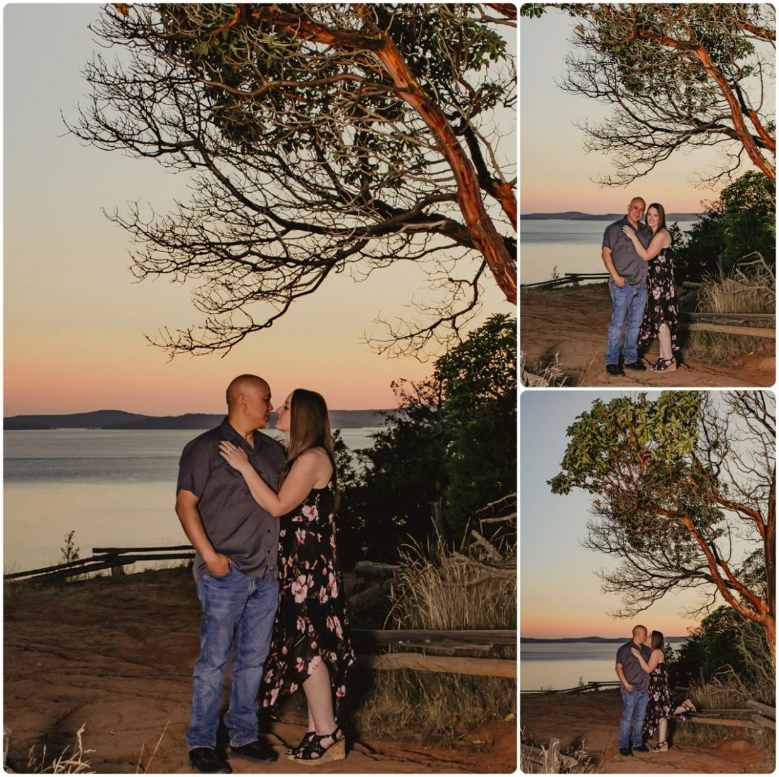 Stephanie Walls Photography 1151 scaled Washington Park Anacortes Engagement with Richie and Kelsey