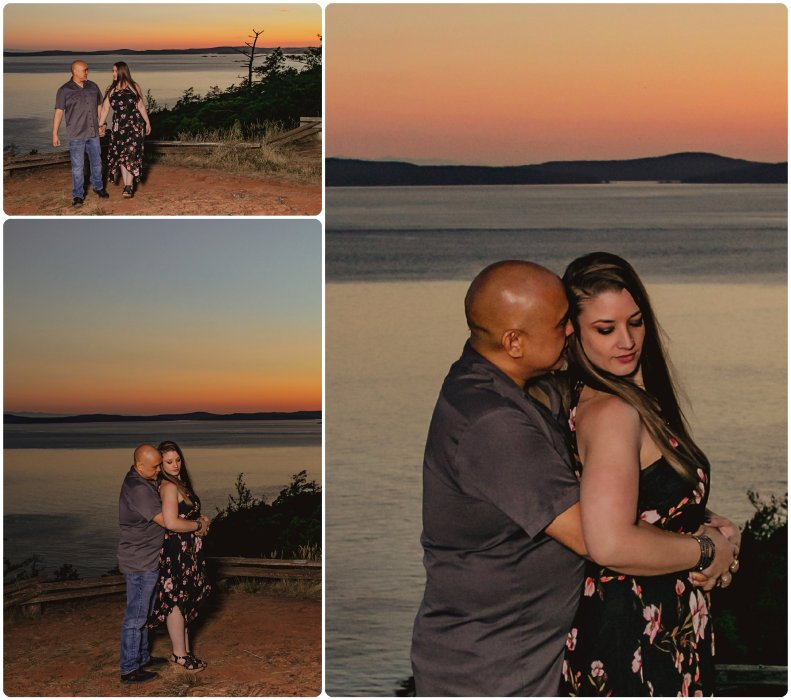 Stephanie Walls Photography 1152 791x700 Washington Park Anacortes Engagement with Richie and Kelsey