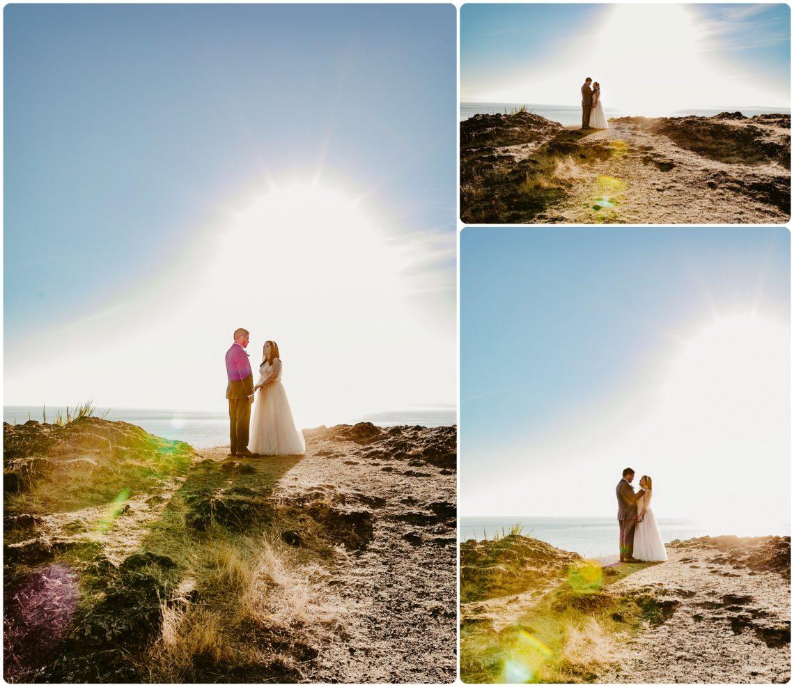 Stephanie Walls Photography 1178 scaled Summer Deception Pass Elopement at Rosario Beach | Jacinda & Trevor