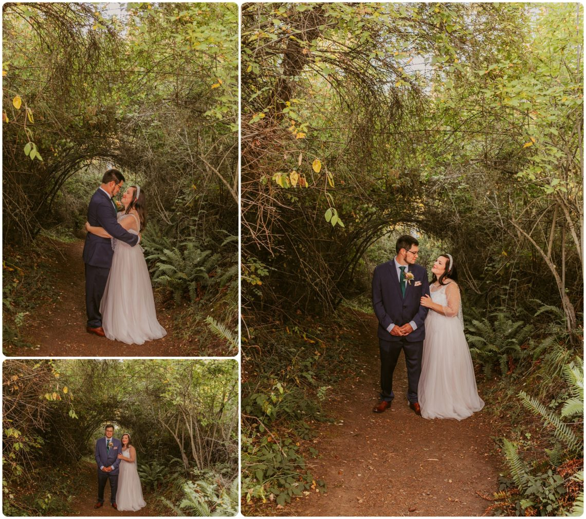 Stephanie Walls Photography 1190 scaled Summer Deception Pass Elopement at Rosario Beach | Jacinda & Trevor