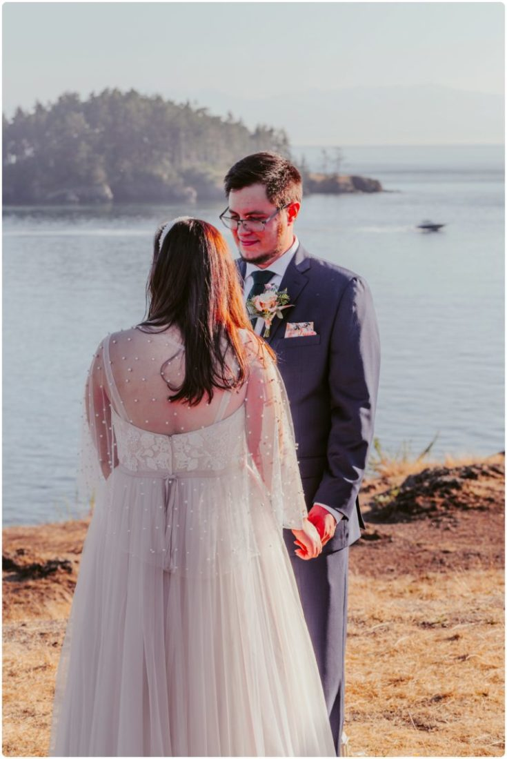 Stephanie Walls Photography 1208 scaled Summer Deception Pass Elopement at Rosario Beach | Jacinda & Trevor