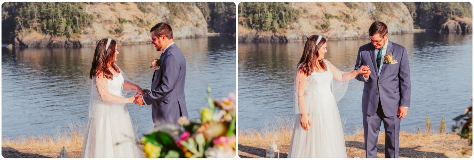 Stephanie Walls Photography 1212 950x321 Summer Deception Pass Elopement at Rosario Beach | Jacinda & Trevor