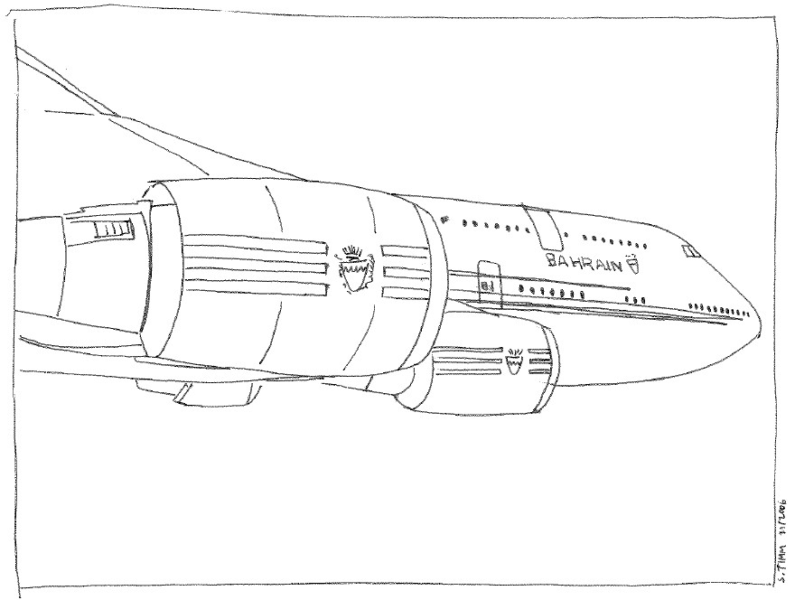 Pin Boeing Concept Drawing on Pinterest