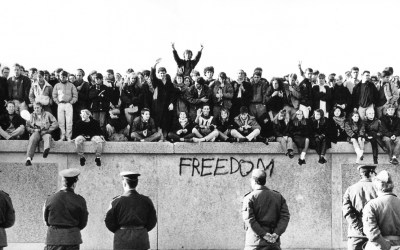 The Fall of the Berlin Wall but what really happened on November 9?