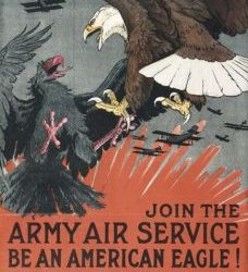 American Eagles in the RAF: Chapter III, off the Nest