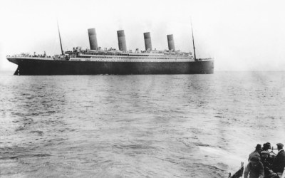 April 15th 2018 marks 106 years since the unthinkable happened