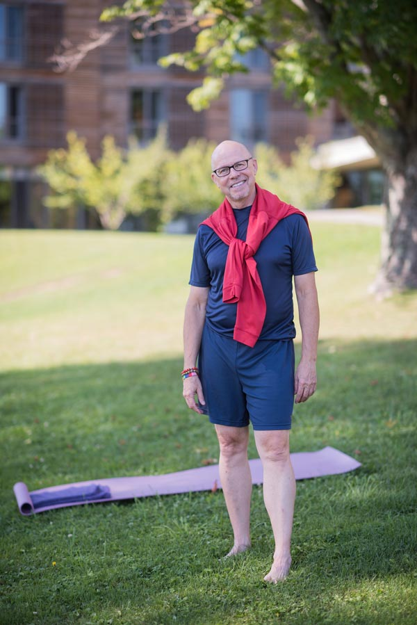 Stephen Cope, Kripalu Yoga Teacher