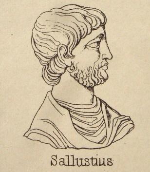 Image result for SALLUST
