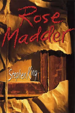 Rose Madder by Stephen King