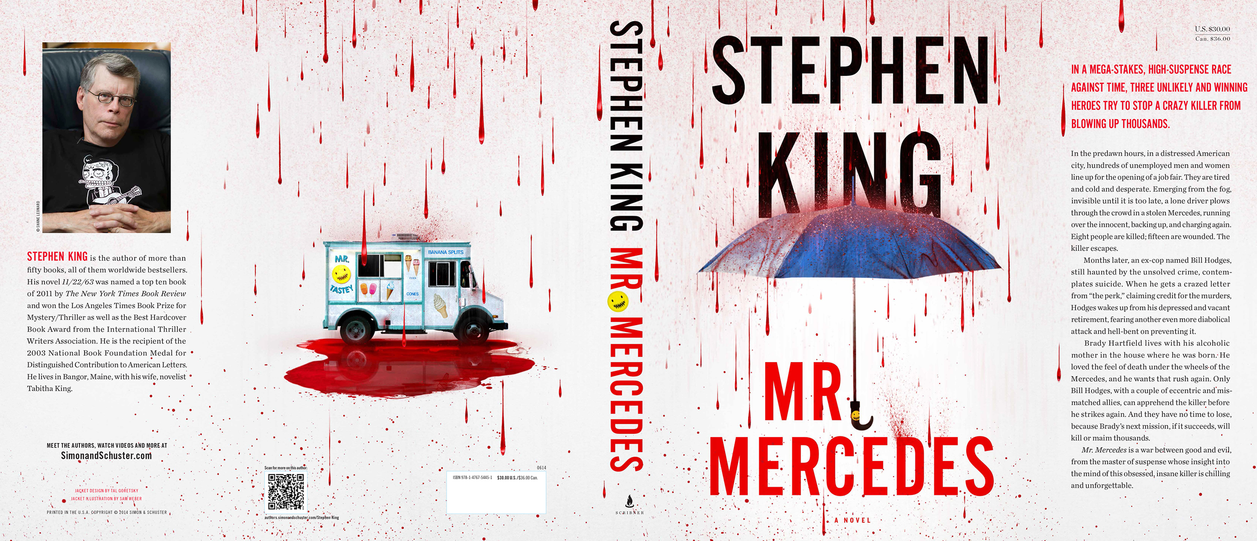 Mr Mercedes  Mass Market Paperback Now Available