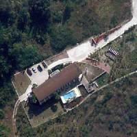 Photo satellite de la maison de Stephen King en Floride