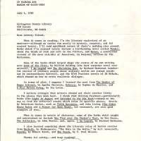 Stephen King parle de ses influences