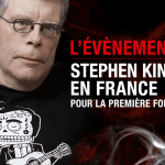 Stephen King au Grand Rex le 16 Novembre 2013 à 20h30