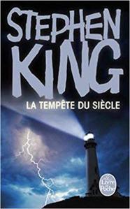 La Tempête du Siècle stephen king couverture