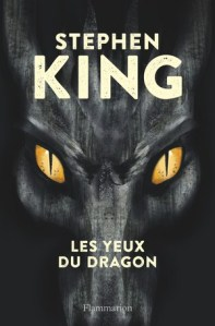 Les yeux du dragon stephen king couverture