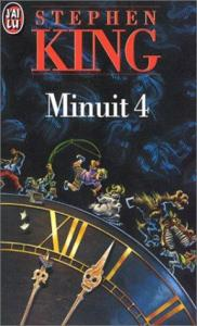 minuit 4 stephen king couverture