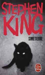 Simetierre stephen king couverture