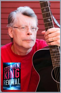 Stephen King Revival Author Photo
