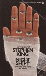 Night Shift Stephen King paperback