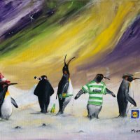 Paralytic Penguins by Stephen Murray