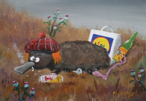 Hammered Haggis by Stephen Murray