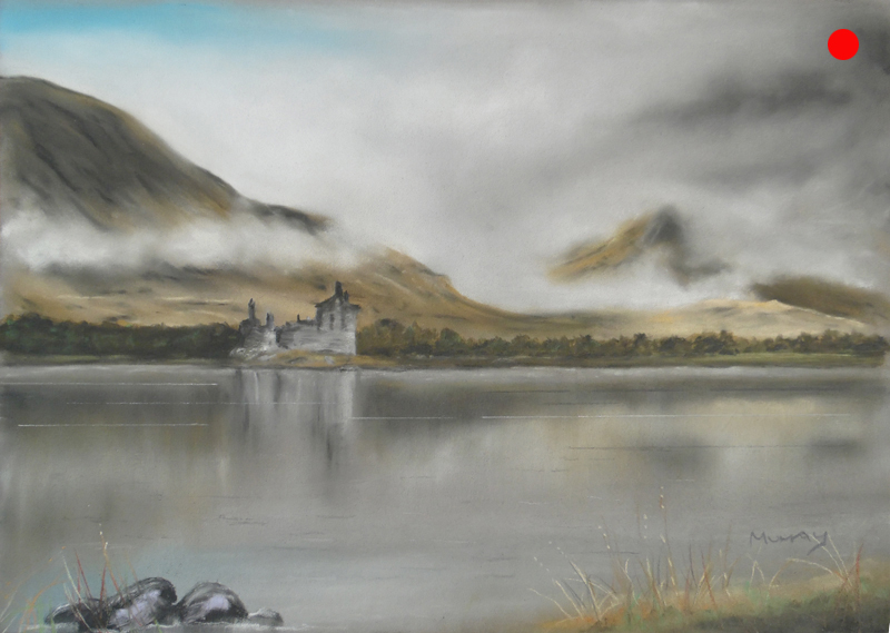 Kilchurn Castle SOLD