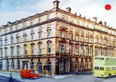 Post Office Building, circa 1970s Glasgow