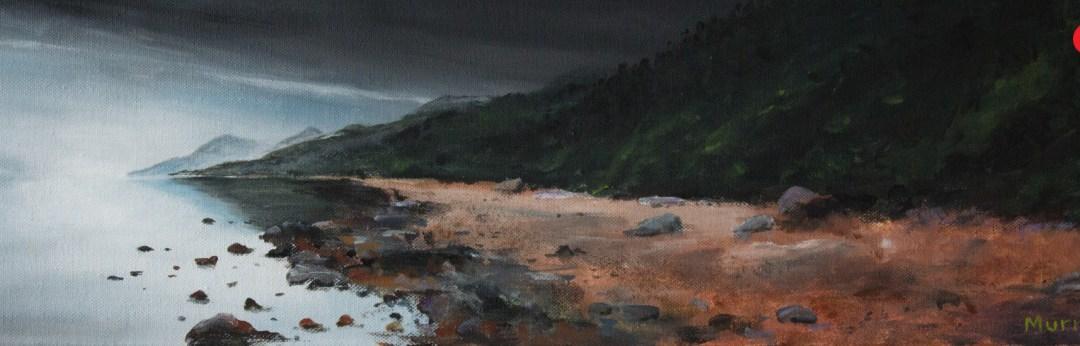 Loch Ness, Scottish Highlands.