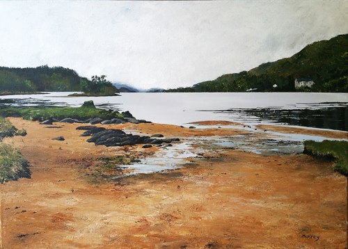 Loch Long Print Stephen Murray Art