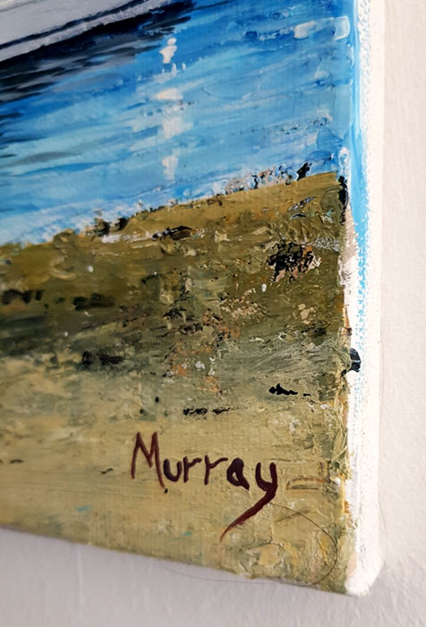 Findhorn bay - Stephen Murray Art