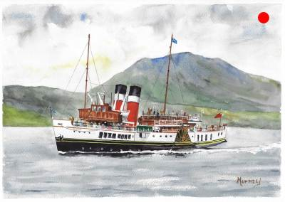 Commissioned Work. The Waverley