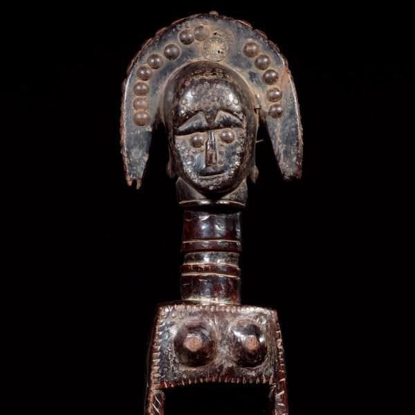 Kissi Area Medicine Figure - James Stephenson African Art