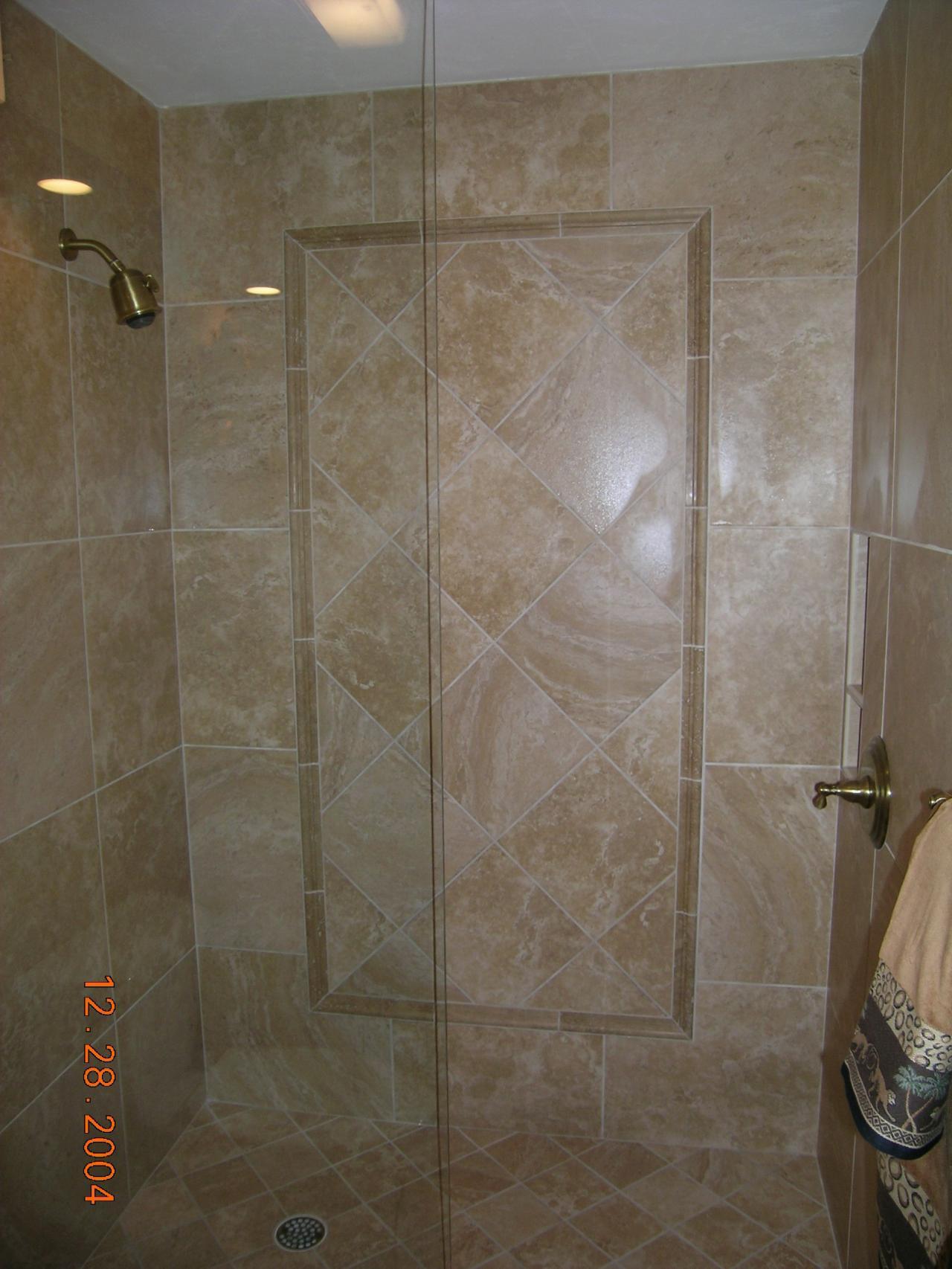 Stephenson Ceramic Tile  Wood Floors  Naples Shower Tile