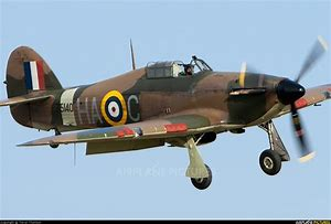 1/4.5 scale Hawker Hurricane