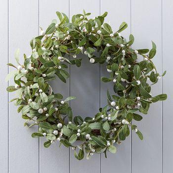 notonthehighstreet-mistletoes-chrsimtas-wreath