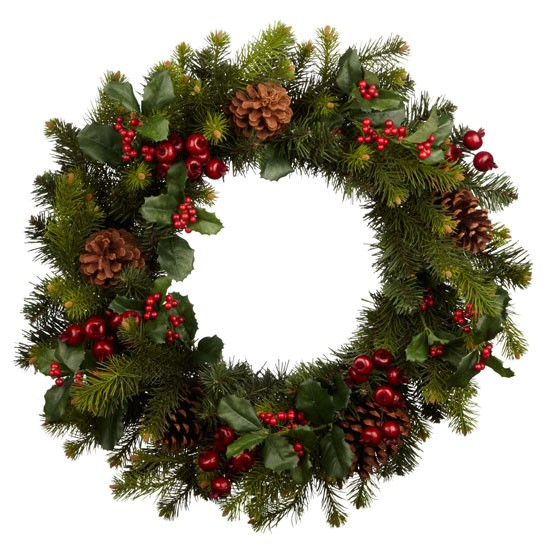 traditional-christmas-wreath