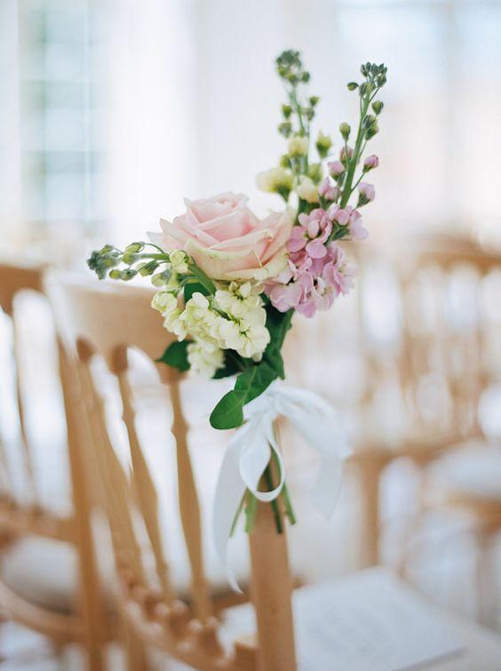 chapel flowers