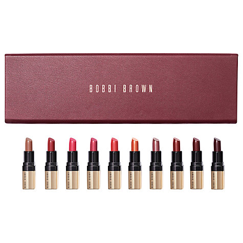 Bobbi Brown Luxe Classics Mini Lip Makeup Gift Set