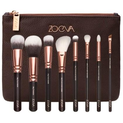 ZOEVA Rose Golden Luxury Brush Set (Vo