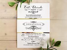 Stephita Wedding Invitations Reviews Invitation Sle