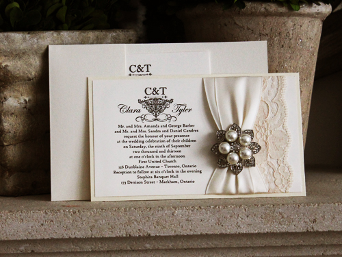1304 4 79 Wedding Invitation