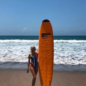 Canggu Bali Surf Lesson & Brunch