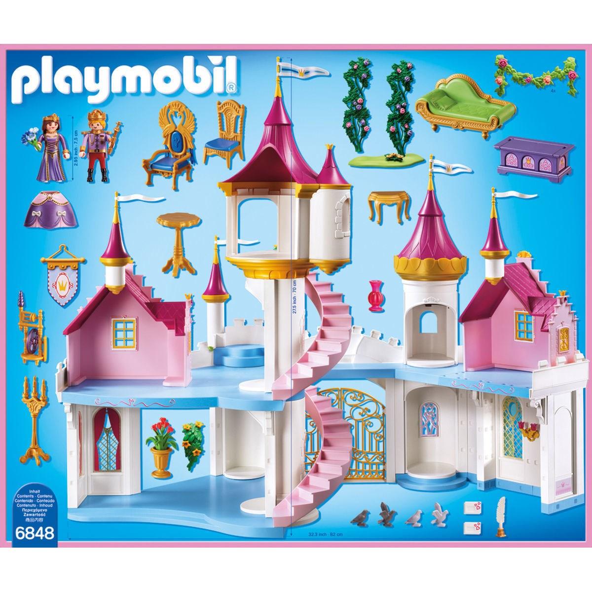 Playmobil chambre bb princesse  stepindancefr