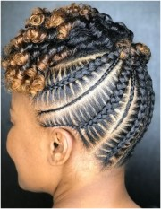 remarkable cornrow hairstyles
