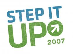 Step it Up 2007 logo