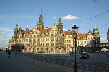 Grnes Gewlbe im Residenzschloss Dresden  Ausflugsziele